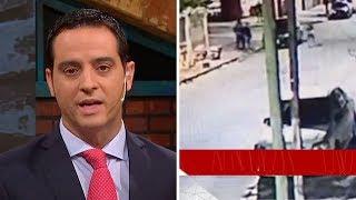 El periodista Ignacio González Prieto habló del violento robo que sufrió: