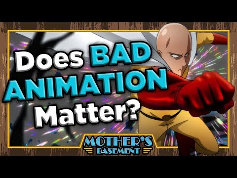 Does Anime Need Good Animation? (One Punch Man Season 2)