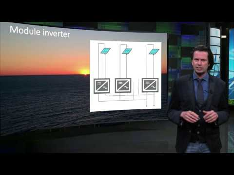 How does an inverter and MPPT of a PV system Work? – Sustainable Energy – TU Delft