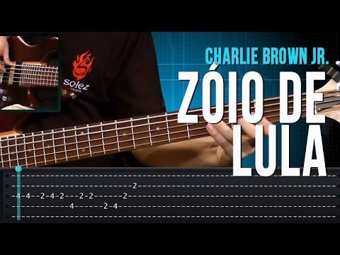 Charlie Brown Jr. - Zóio de Lula (como tocar - aula de contra-baixo)