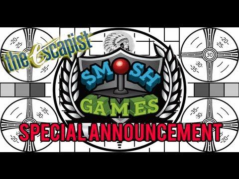 SMOSH GAMES AT ESCAPIST EXPO