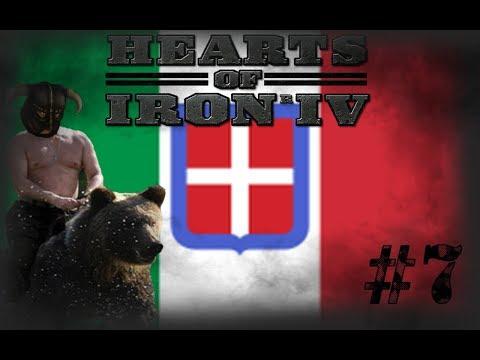 Wielkie Włochy (w/Niedźwiedź)   Hearts of Iron IV #7