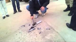 Patos Hoje - Armas destruídas em Patos de Minas