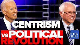 Gambar cover Sanders' Senior Advisor David Sirota: 2020 is Biden centrism versus Bernie political revolution