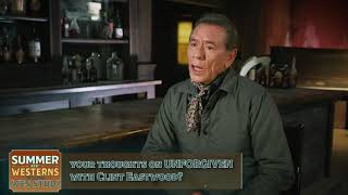 Wes Studi On Clint Eastwood's Unforgiven - HDNET MOVIES