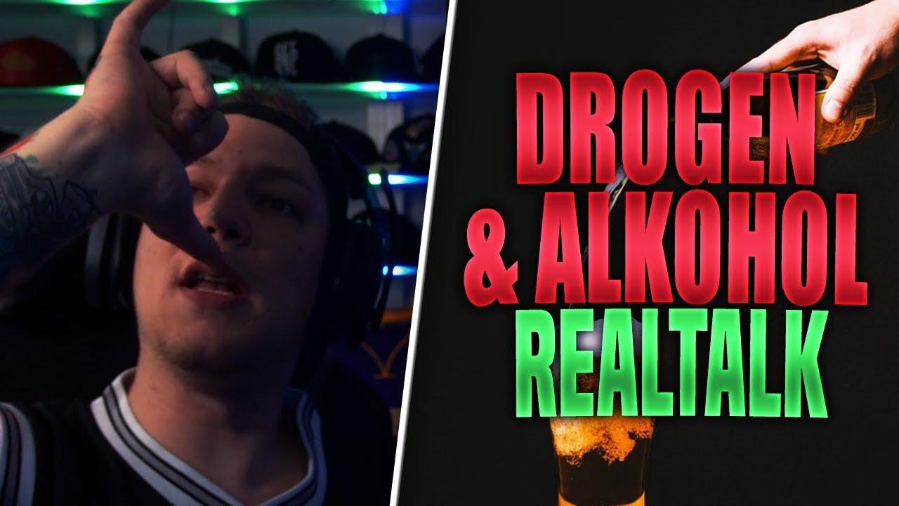 Twitch Alkohol
