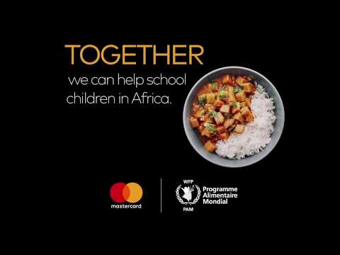 #StartSomethingPriceless: Mastercard & World Food Programme