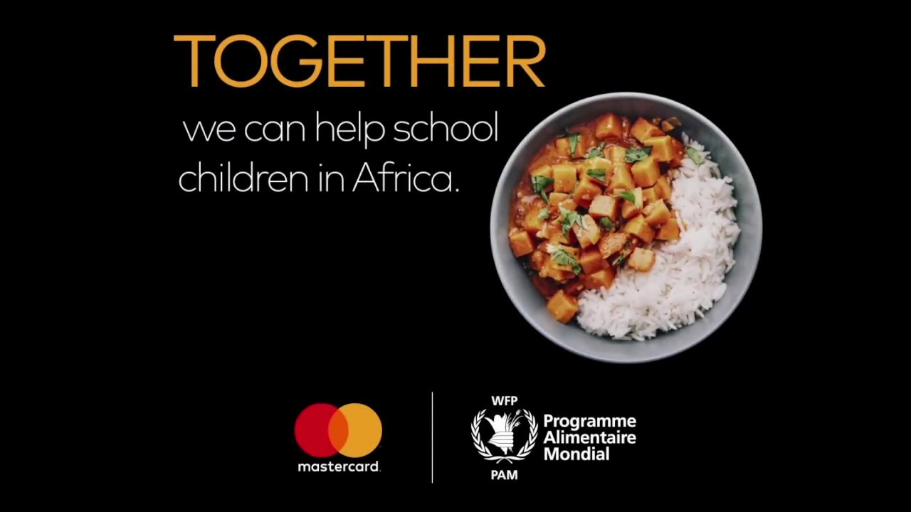 Startsomethingpriceless Mastercard World Food Programme Youtube