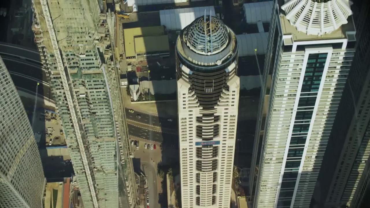 Watch Jetman Dubai : Young Feathers 4K - Flying Over Dubai