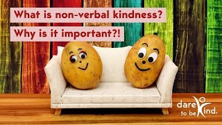 What Is Non-Verbal Kindness? Why Is It Important?