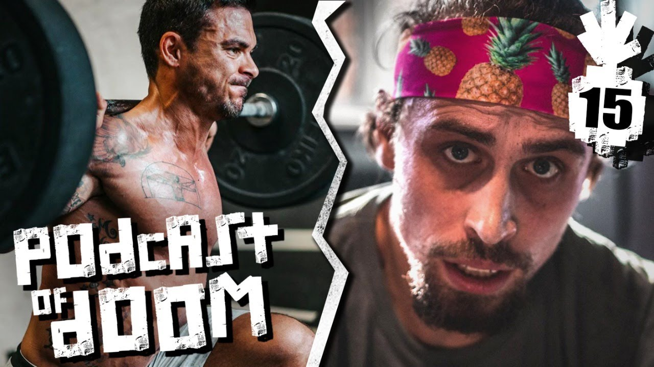 Unsere schlimmsten Verletzungen: No Pain, no Gain? [Podcast of Doom #15]