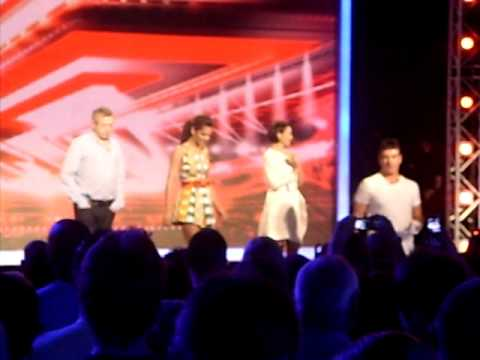 x factor auditions manchester