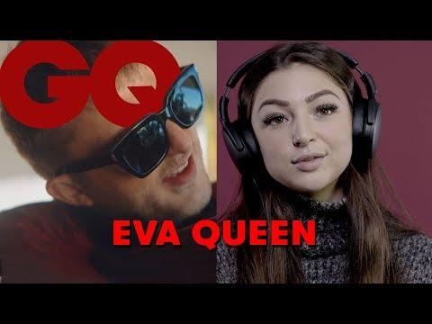 Youtube: Eva Queen juge le rap français: Vald, SCH, Angèle… | GQ