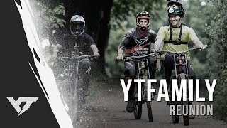 YT Family Reunion at Bikepark Osternohe