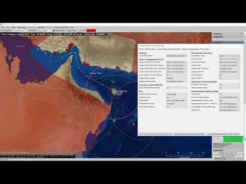 Command: Modern Air / Naval Operations Tutorial Deutsch 4/6