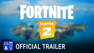 Fortnite Chapter 2: Season 1 - Official Cinematic Trailer