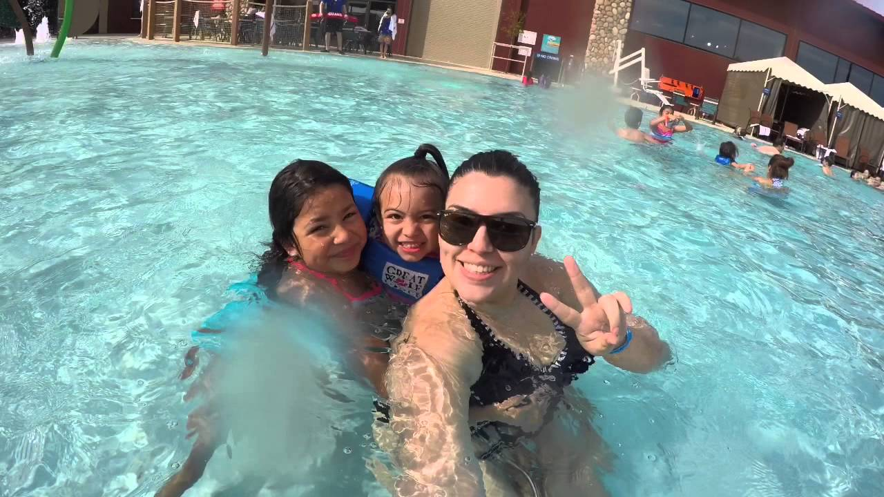 the great wolf lodge indoor water park garden grove california youtube - Water Parks In Garden Grove