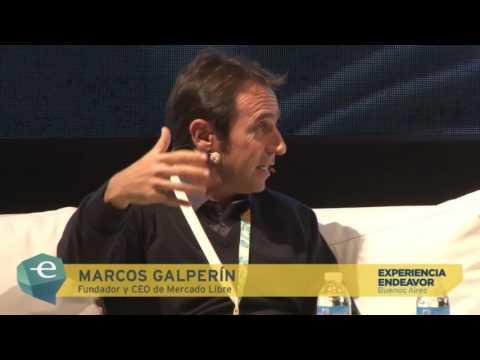 Experiencia Endeavor Buenos Aires 2017 | Entrevista a Marcos Galperín -Mercado Libre-