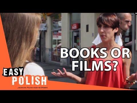 Easy Polish 16 – Books or films?