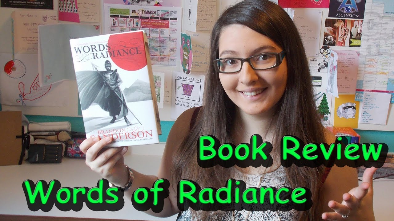 book review on radiance Title: words of radiance author: brandon sanderson series: stormlight archive  #2 genre: fantasy rating: 5/5 stars the overview: in the first.