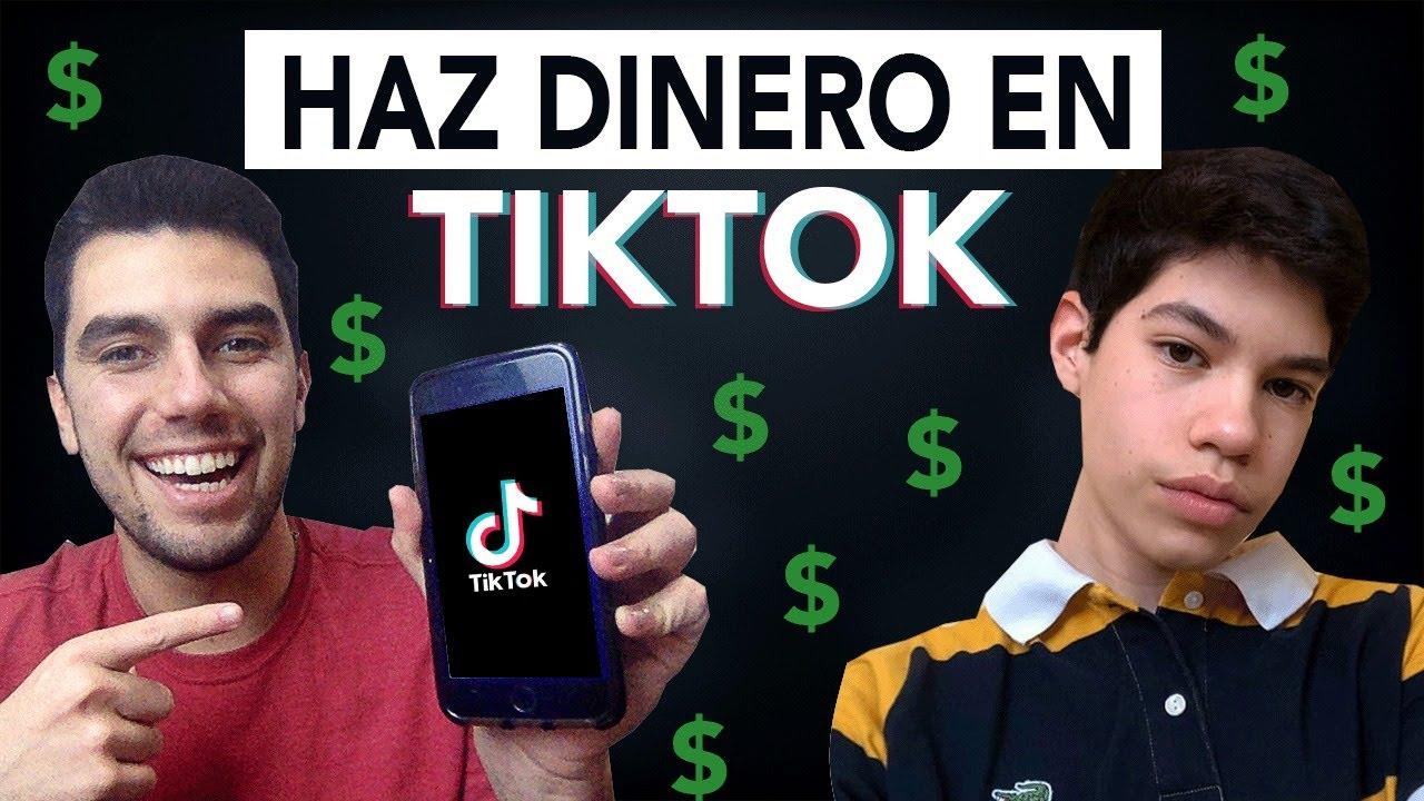 Ganar Dinero Con Tiktok 7 Formas Cómo Ganar Dinero En Tiktok Youtube