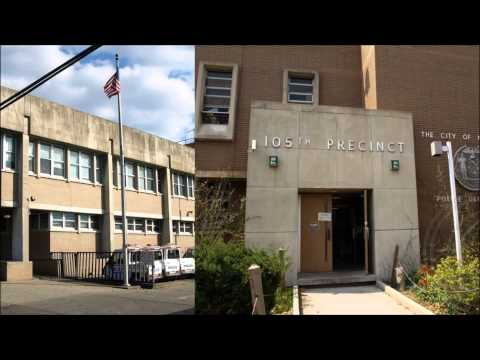 NYPD Dispatcher Radio: Queens Precincts 105 and 113