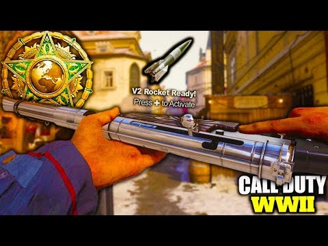 *NEW* UPDATE - DOMINATION XL TODAY? COD WW2 UPDATE [MASTER PRESTIGE LEVEL 84] V2 ROCKET COUNT 26