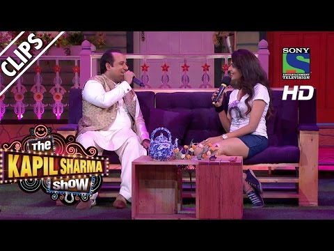 Thumbnail: Sugandha Mishra's Duet with Rahat Fateh Ali Khan - The Kapil Sharma Show -Episode 18 -19th June 2016