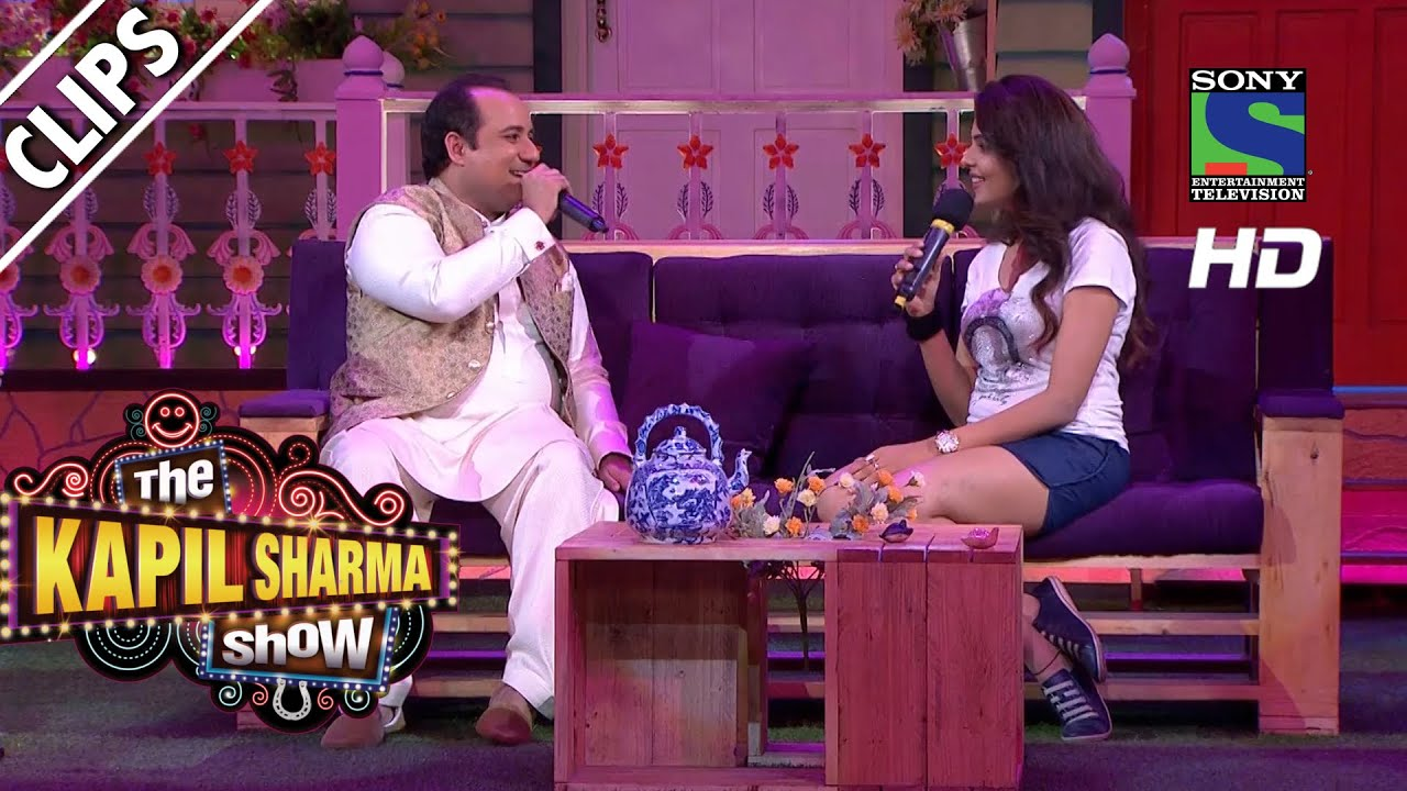 Download Sugandha Mishra's Duet with Rahat Fateh Ali Khan - The Kapil Sharma Show -Episode 18 -19th June 2016