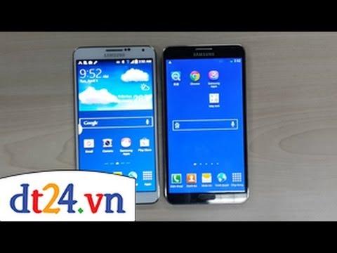 Cách Phân biệt và nhận biết Samsung note3 chính hãng
