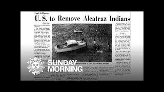 Douglas Brinkley on the 50th anniversary of the Alcatraz occupation
