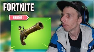 Live Fortnite Fr: THE STARTER PACK IS THE NEW ARME BIENSOON DISPO ON FORTNITE BATTLE ROYALE!