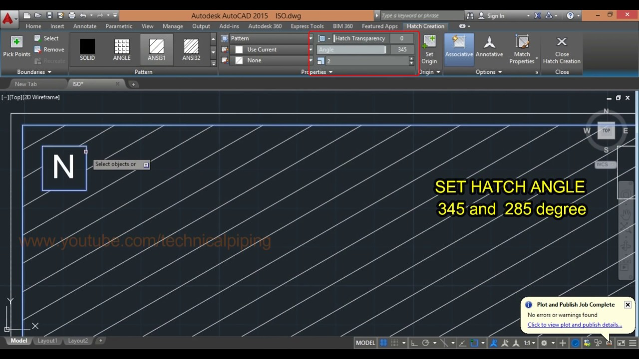 How To Prepare Isometric Grid Sheet For Piping Youtube Instrumentation Diagram Tutorial