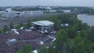 Black Sabbath - Helsinki Drone Footage