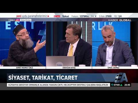 Cemaatler Para mı Aklıyor? Cübbeli Ahmet Hoca ve İsmail Saymaz Canlı Yayında Tartıştı!