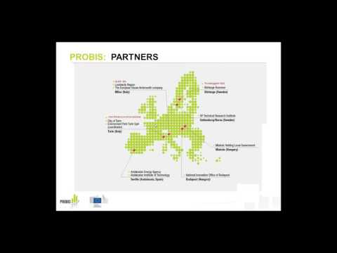 Probis Project - Registration of the EU Meet the market web event - 4th of November 2015