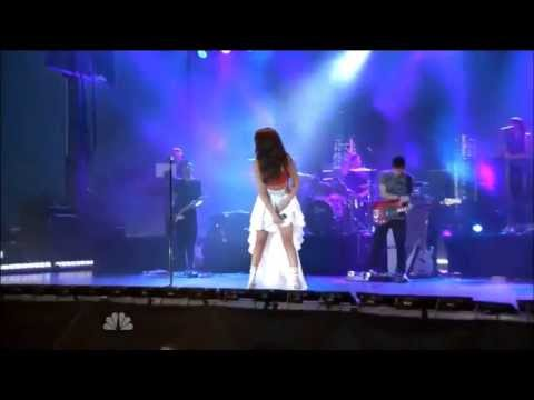 Selena Gomez - Slow Down (Live At Liberty State Park)