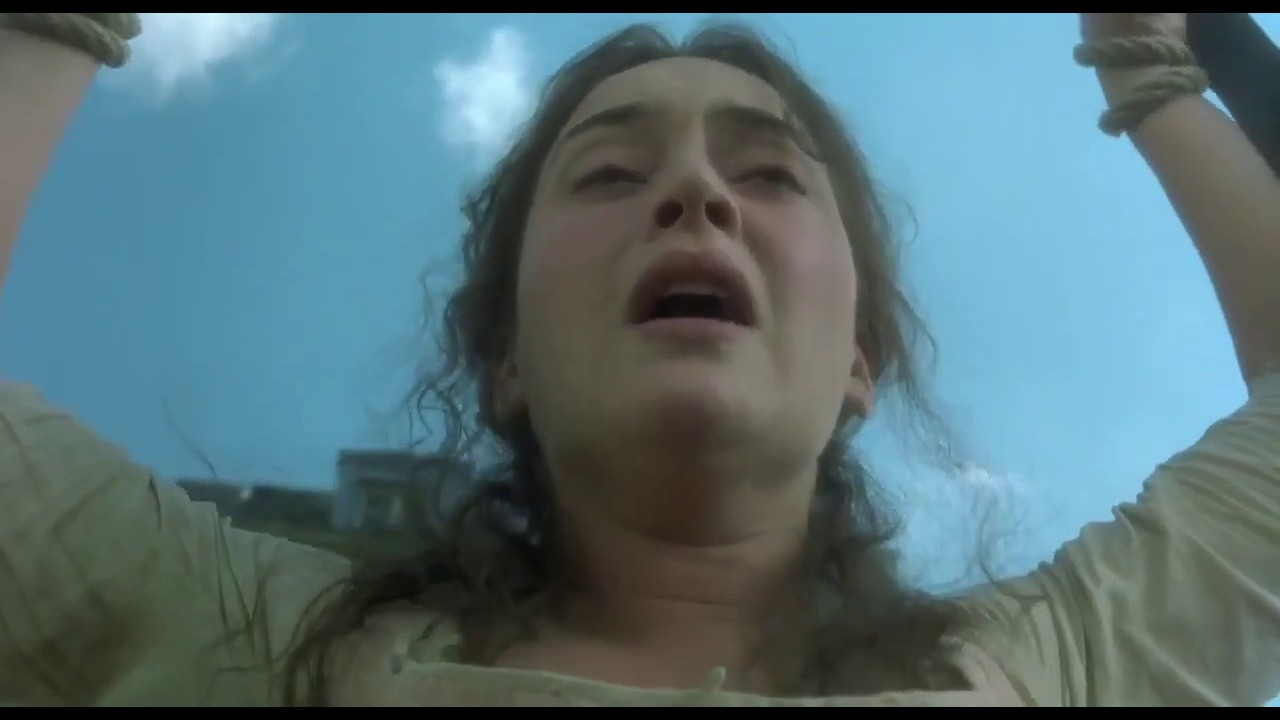 Quills/Best scene/Geoffrey Rush/Marquis de Sade/Kate Winslet/Madeleine/Joaquin Phoenix