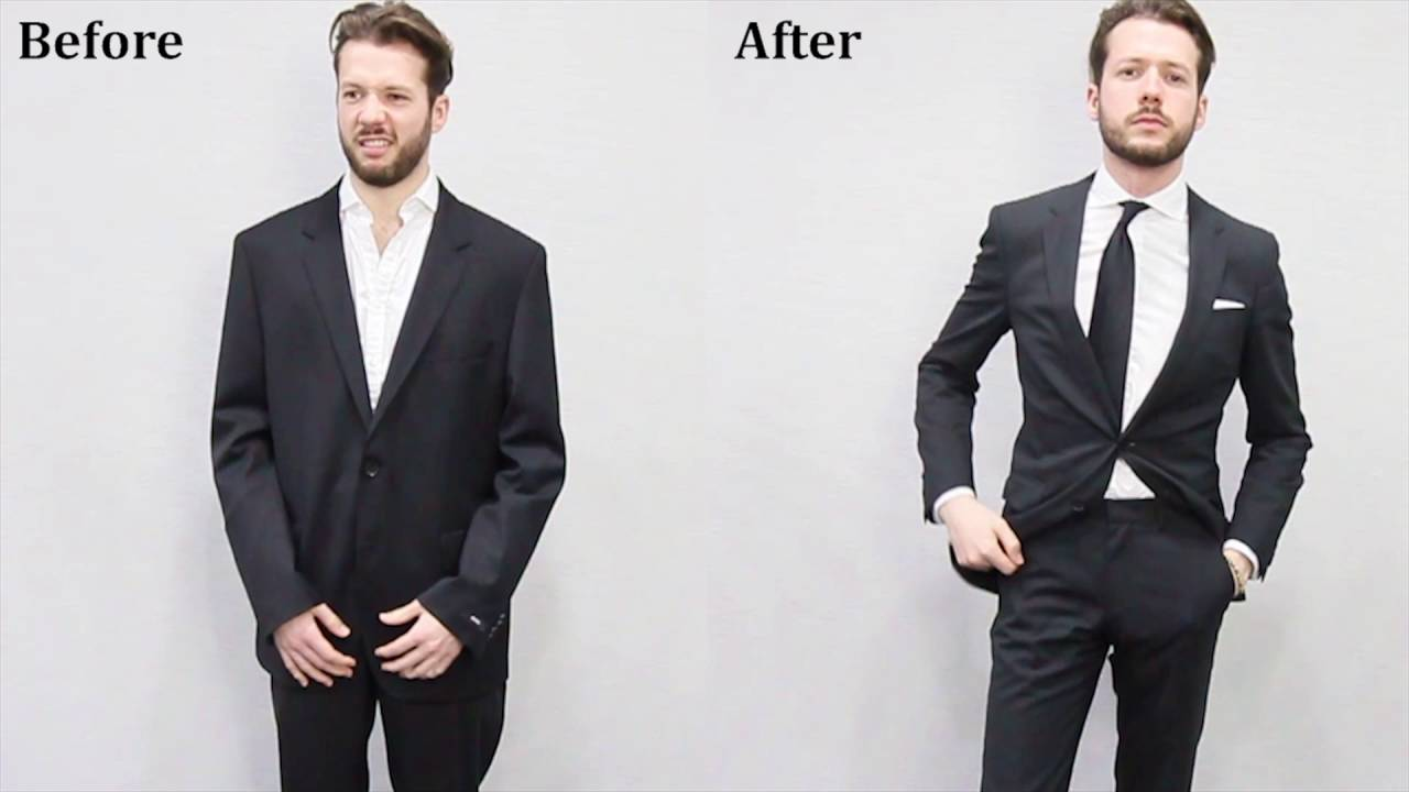 Before And After Tailoring Youtube