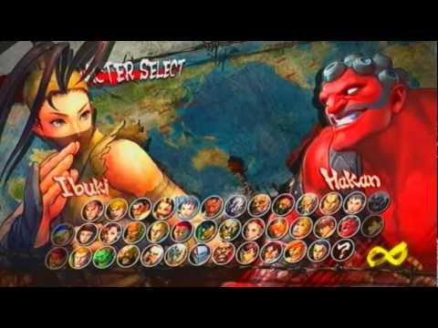 Guia de Super Street Fighter IV #01 - Com qual personagem jogar e como jogar?