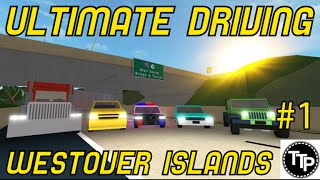ROBLOX: Ultimate Driving: 35k Bounty Arrest! NEW CHANNEL COMING SOON! CHECK DESC