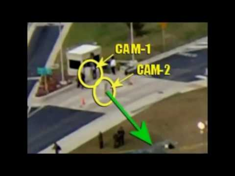 "9/11 - ""Photoshopping"" Discovered in Government Released Pentagon Attack Video?"