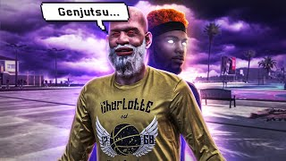 I returned to NBA 2K21 current gen disguised as Gman and it cured my depression..