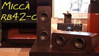 Micca RB42 Center _(Z Reviews)_ ⭐️⭐️⭐️⭐️/5