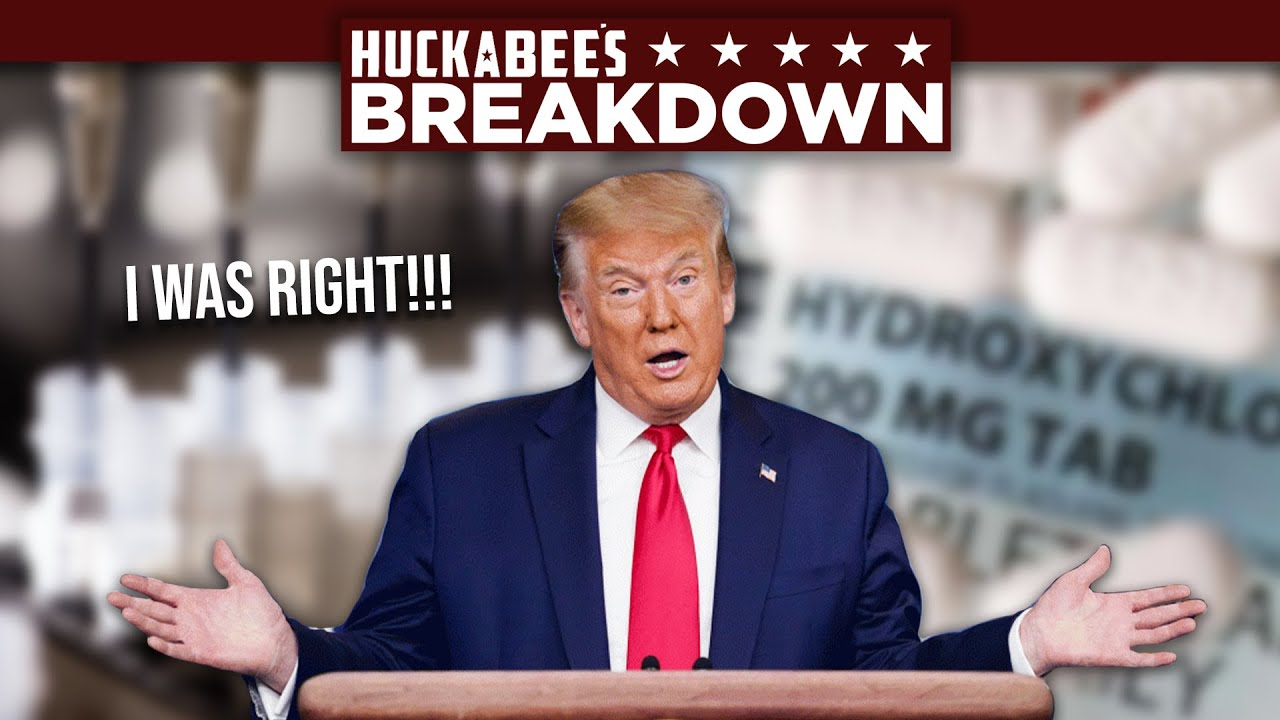 "Trump's ""SNAKE OIL"" Hydroxychloroquine WORKED! 