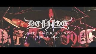 Defiled - Live at Liquid Room
