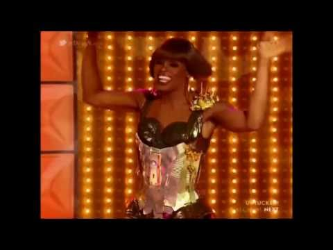 Rupaul's Drag Race - DiDa Ritz VS The Princess