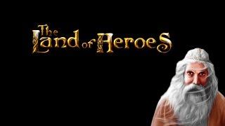 The Land of Heroes - Bally Wulff Spiele - 7 Freispiele