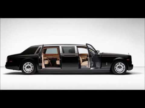 Rolls Royce Limo >> Rolls Royce Phantom Limousine Ais8hsh Polyteleias Youtube