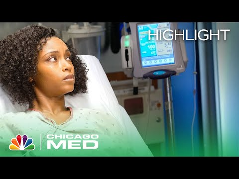 April Finally Tells Choi About Her Kiss With Crockett - Chicago Med